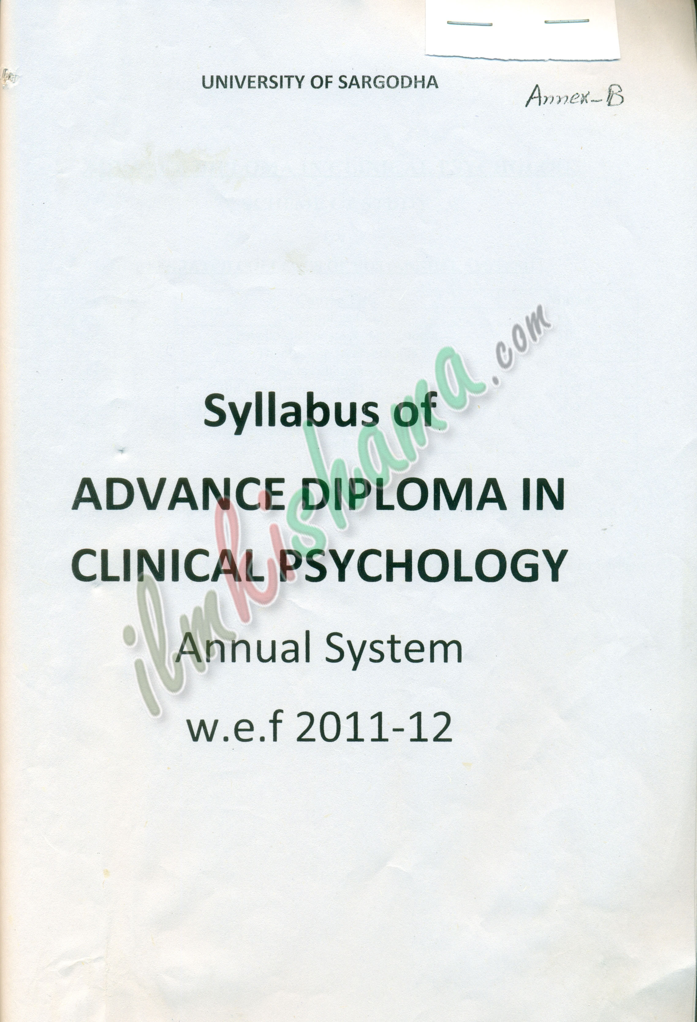 Clinical Psychology college papers to buy